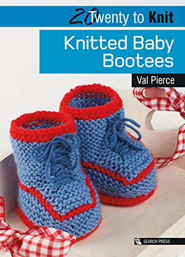 Knitted Baby Bootees (Twenty to -