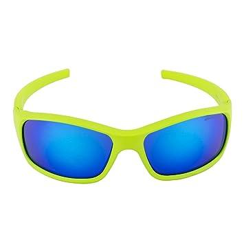 Julbo SLICK Sp3Cf – Gafas de sol, color verde, tamaño Talla L