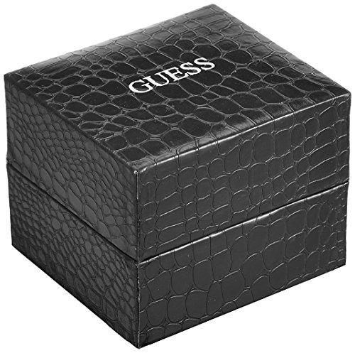 Guess-W0496G2-Reloj-para-hombres-correa-de-cuero-color-marrn