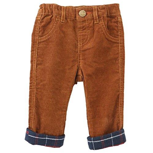 6 Wale Corduroy Pants - 8