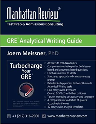 writing the gre argument essay Learn about the argument essay on the gre analytical writing measure: what is  is, what the prompts will be like, and how the essay should be.