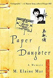 Book Cover: Paper Daughter: A Memoir