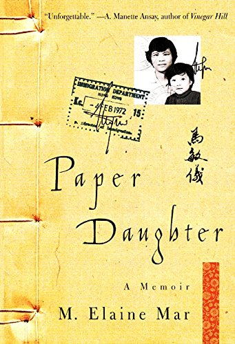 Book Cover: Paper Daughter: A Memoir