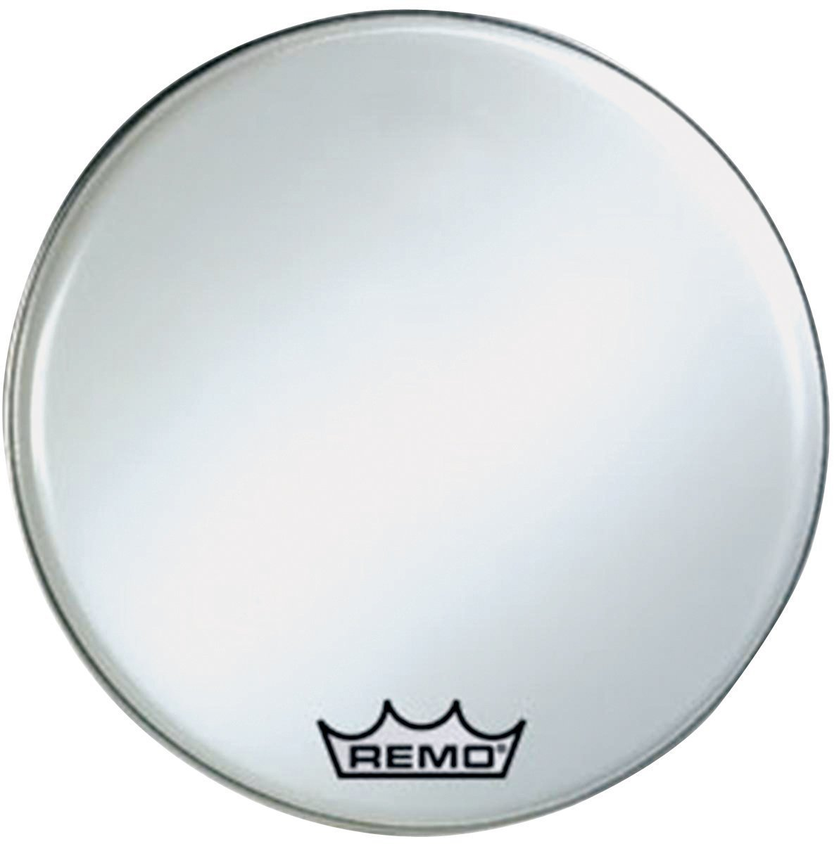 Remo BB1224-MP Smooth White Emperor Marching Bass Drum Head - 24-Inch BB1224MP