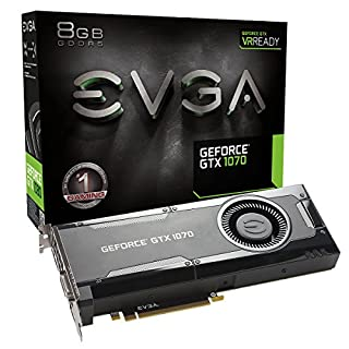 EVGA GeForce GTX 1070 GAMING, 8GB GDDR5, DX12 OSD Support (PXOC) Graphics Card 08G-P4-5170-KR (B01LZ5J28B) | Amazon price tracker / tracking, Amazon price history charts, Amazon price watches, Amazon price drop alerts