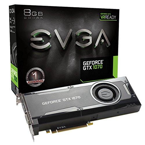 EVGA GTX 1070 8GB Blower