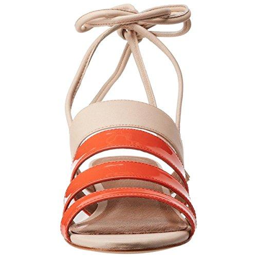 Fiel Phillis Kvinnor Nude Patent / Korall Sandal Korall / Nude