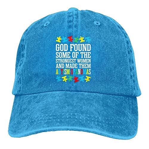 Made The Women ruishandianqi béisbol of Found God Hat Baseball Strongest Gorras Tactical Denim Some Hats wZFxZHqzY