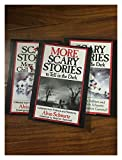 img - for NEW 3 SCARY STORIES to Tell in the Dark Schwartz Gammell ORIGINAL ART Halloween book / textbook / text book