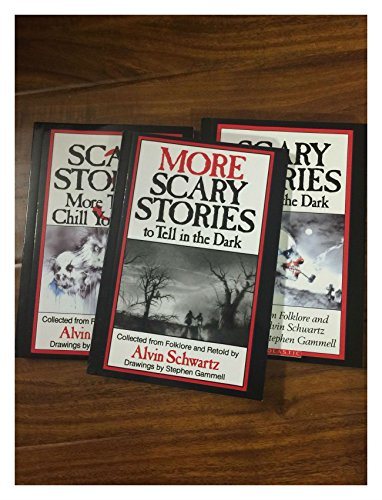 NEW 3 SCARY STORIES to Tell in the