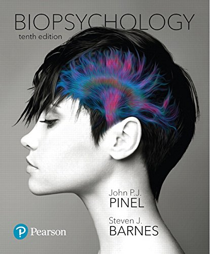 Pdf Medical Books Biopsychology (10th Edition)