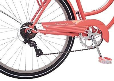 """Schwinn 26"""" Ladies Perla 7 Speed Cruiser Bike"""