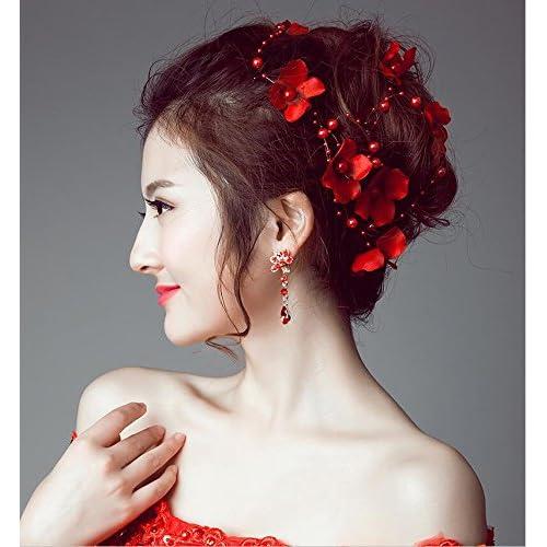Xpy Dgx Accessoires De Cheveux De Mariee En Epingle A Cheveux De