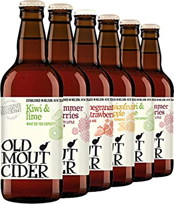Old Mout Cider Mixed Case - 6 X 500ml