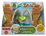 Fisher-Price Little People Robin Hood Pop Open Castle