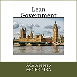 Lean Government Audiobook
