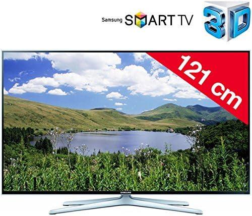 SAMSUNG UE48H6470 - Televisor LED 3D Smart TV + Kit Soporte Mural n°2 + Cable HDMI: Amazon.es: Electrónica