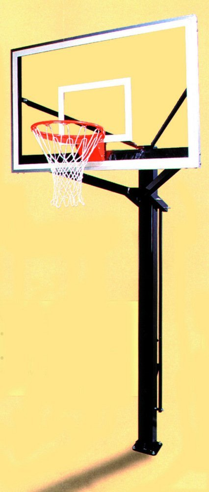 Kidstuff Playsystems 9110 Pro Jam Basketball outfit-6 in。正方形Post B0049HWAF8