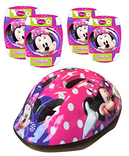 Stamp C863609 Bike Minnie 12 + With Recycle Bin by ToyCentre (Image #2)