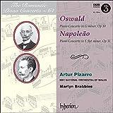 Oswald/Napoleão: Das romantische Klavierkonzert Vol.64