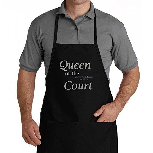 Eddany Queen of the Dirt Speedway Racing court Apron (Speed Queen Racing)