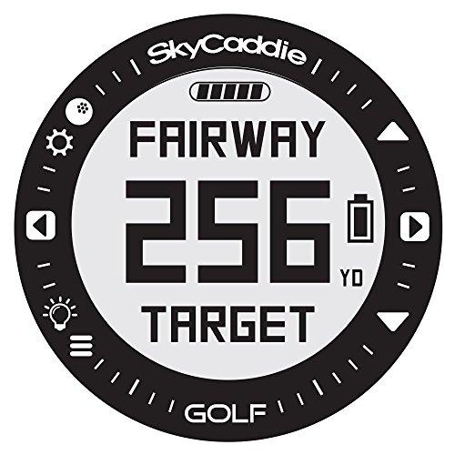 SkyCaddie LINX Watch, White, Small by SkyCaddie (Image #5)
