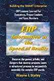 ERP Information at the Speed of Reality, Wayne Staley, 1479133698