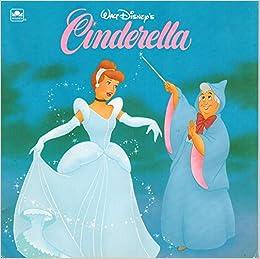 Walt Disney's Cinderella (Golden Books): Nikki Grimes, Don