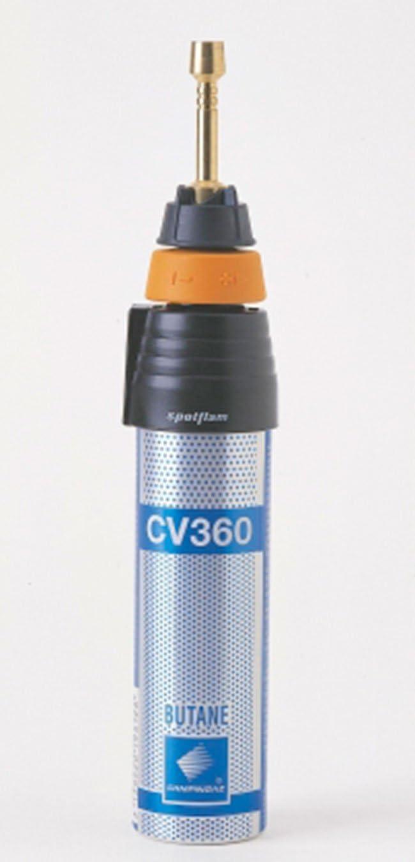Campingaz 3000004962 - Soldador spotflam (incluye cartucho ...