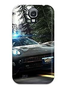 Hot Fashion LXMhFFX10954wsoHP Design Case Cover For Galaxy S4 Protective Case (lamborghini Miura)