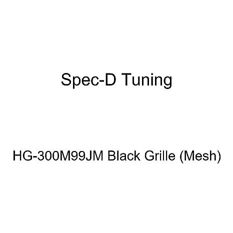 Spec-D Tuning HG-300M99JM Black Grille Mesh