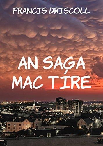 An saga mac tíre (Irish Edition)
