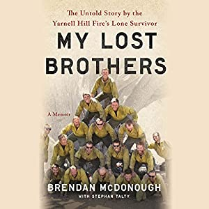 My Lost Brothers Audiobook