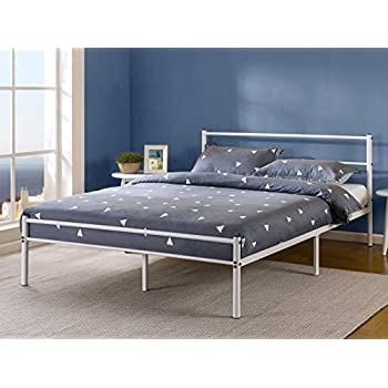 Amazon Com Flex Form Raised Platform Bed Frame Base