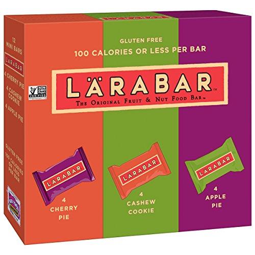 Larabar Gluten Variety Cherry Cashew