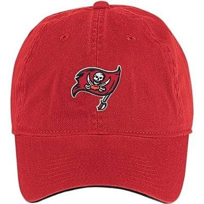 NFL Reebok Tampa Bay Buccaneers Red Basic Logo Hat
