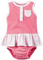 De Carter Baby Girls '1Pc 118h107,  Rosado, 24 meses