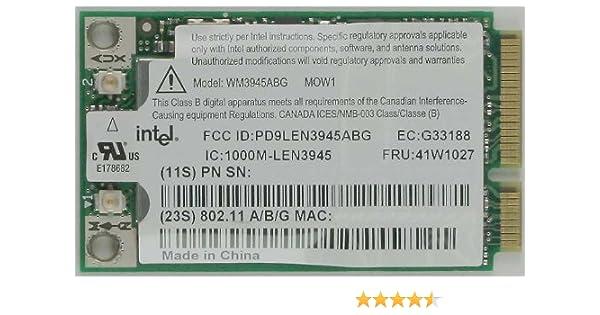 Networking Intel Wm3945abg Wireless Wifi Card 42t0853 For Ibm Thinkpad T60 T61 R61 Z61 X60 Easy To Repair