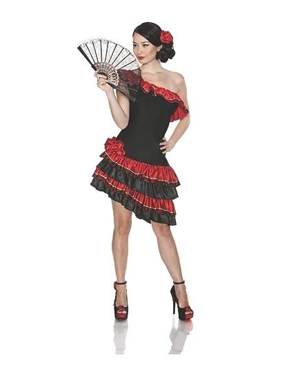 Horror-Shop Disfraz de Mujer española con Accesorios M ...