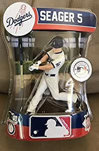 CORY SEAGER LOS ANGELES DODGERS IMPORTED DRAGON MLB FIGURE