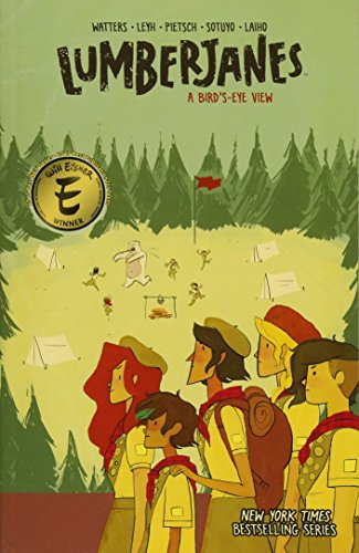 Lumberjanes Vol. 7: A Bird's-Eye (Kat Eye)