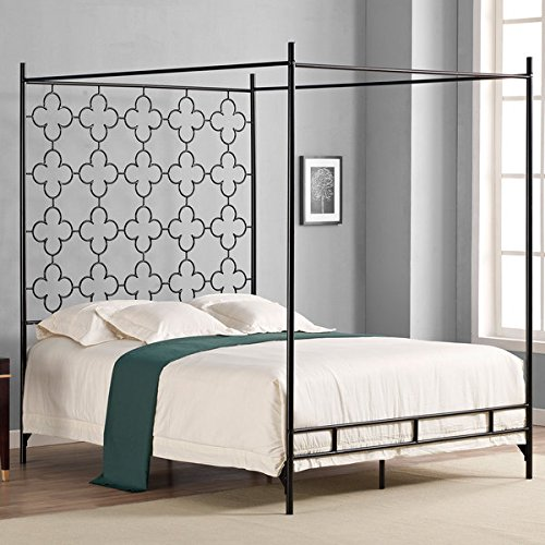4 Post Bed Frame Amazoncom