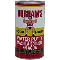Deals on Donald Durham's Rockhard Water Putty 1-Pound