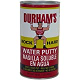 Donald Durhams 076694000015 1-Pound Rockhard Water Putty