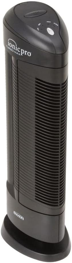 Envion Ionic Pro Turbo, 500 Sq Feet, Black