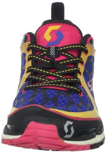 Scott Running Dames T2 Kinabalu Hardloopschoen Blauw / Roze