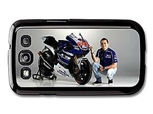 AMAF ? Accessories Jorge Lorenzo MotoGP Portrait Driver case for Samsung Galaxy S3