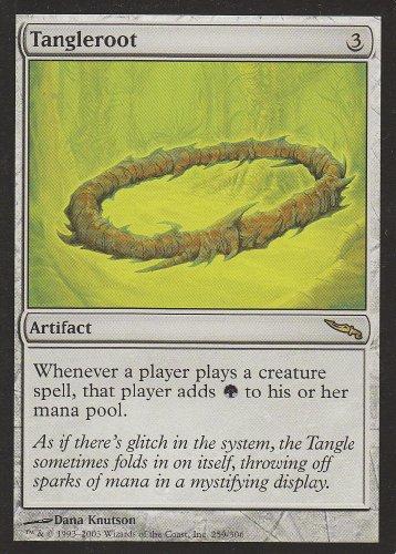 Tangleroot (Magic the Gathering : Mirrodin #259 Rare)