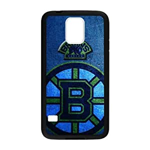 NHL - Boston Bruins - Boston Bruins Solid Background Custom Case for Samsung Galaxy S5?