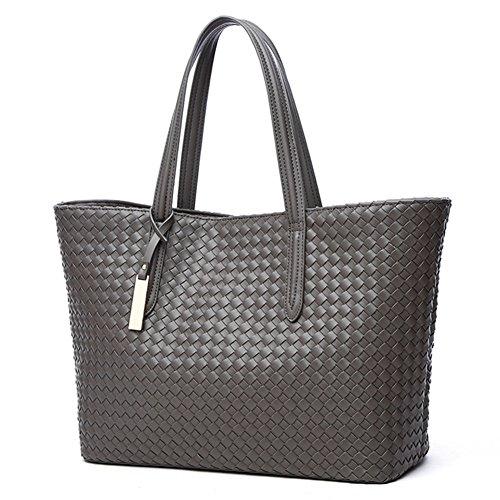 G-AVERIL - Bolso mochila para mujer azul marino gris